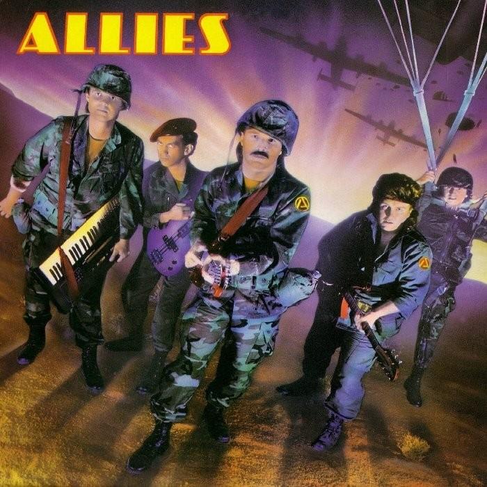 ALLIES - Allies (digitally remastered)