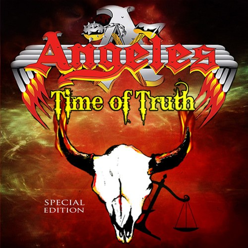 ANGELES - Time Of Truth (digi pack)