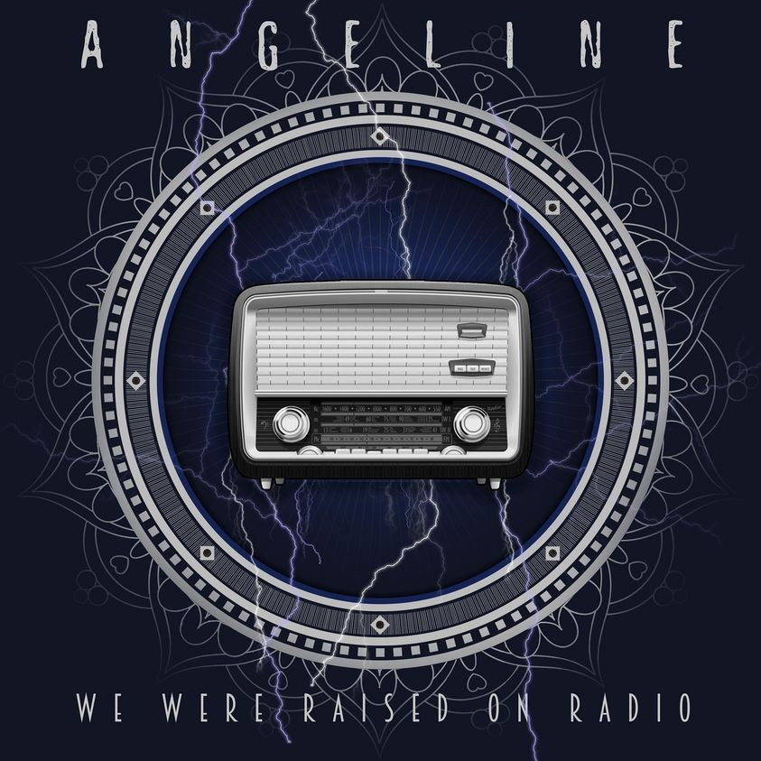 ANGELINE - We Were Raised On Radio (digi pack)