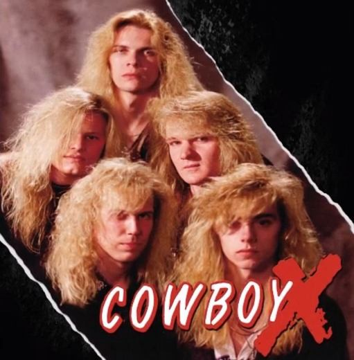 COWBOY X - Can't Stop Rockin' (digitally remastered)