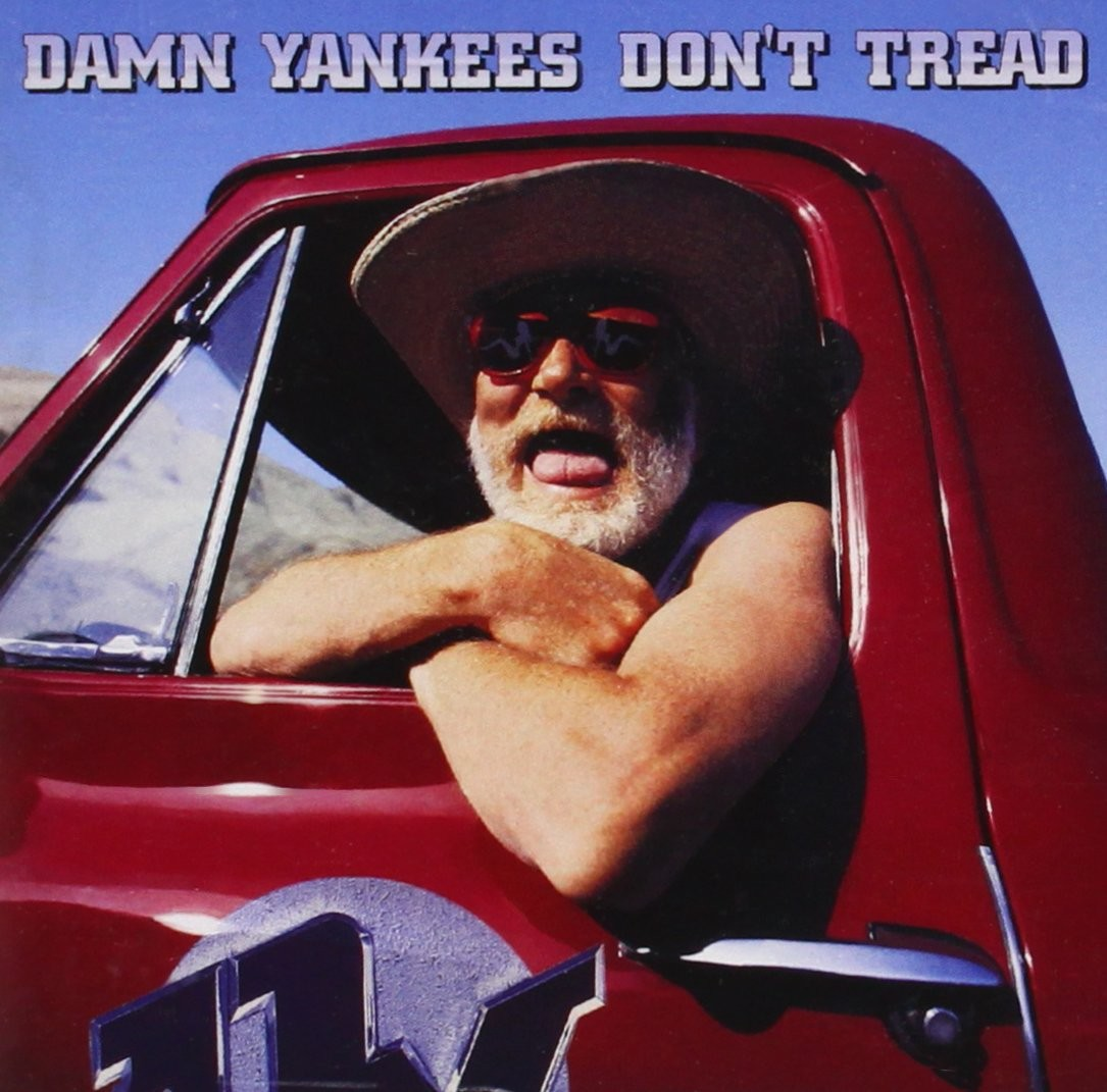 DAMN YANKEES - Don't Tread +2 (digitally remasterted)