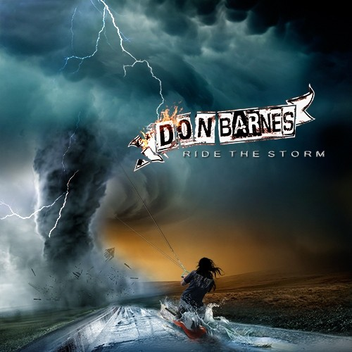 BARNES, DON - Ride The Storm +3 (2 CD, digitally remastered)