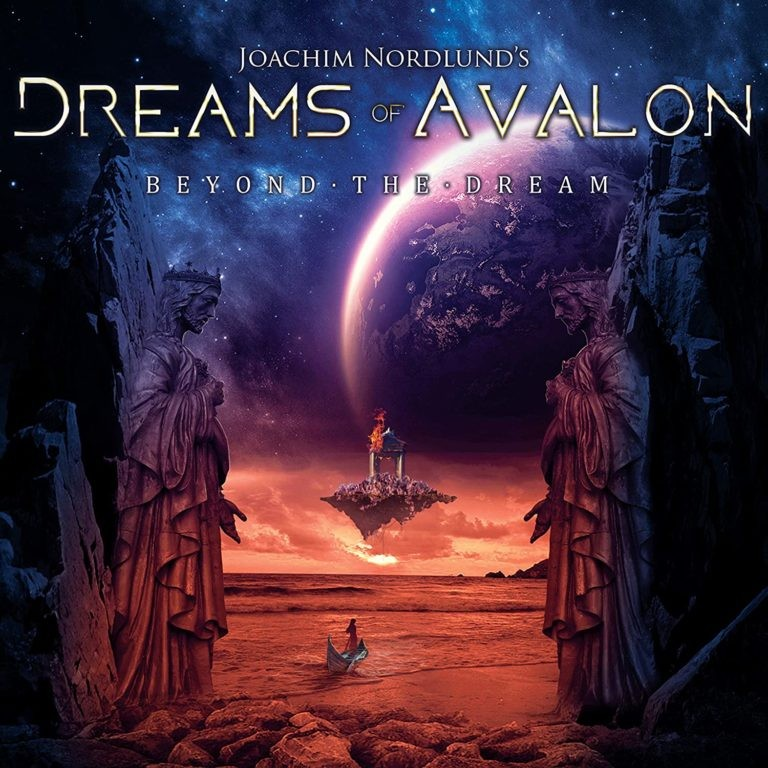DREAMS OF AVALON - Beyond The Dream (digi pack)