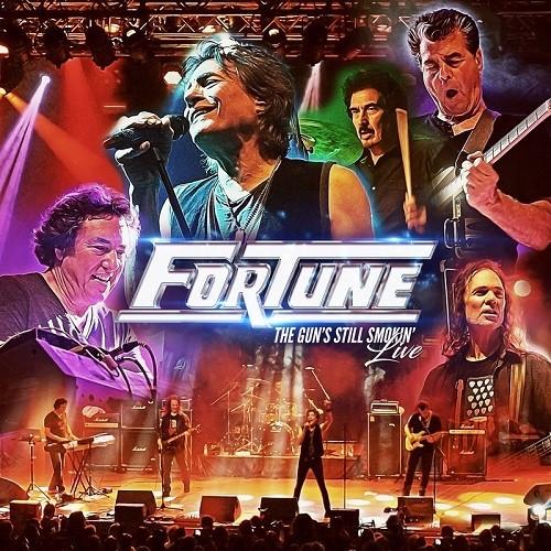 FORTUNE - The Gun's Still Smoking - Live (CD + DVD)