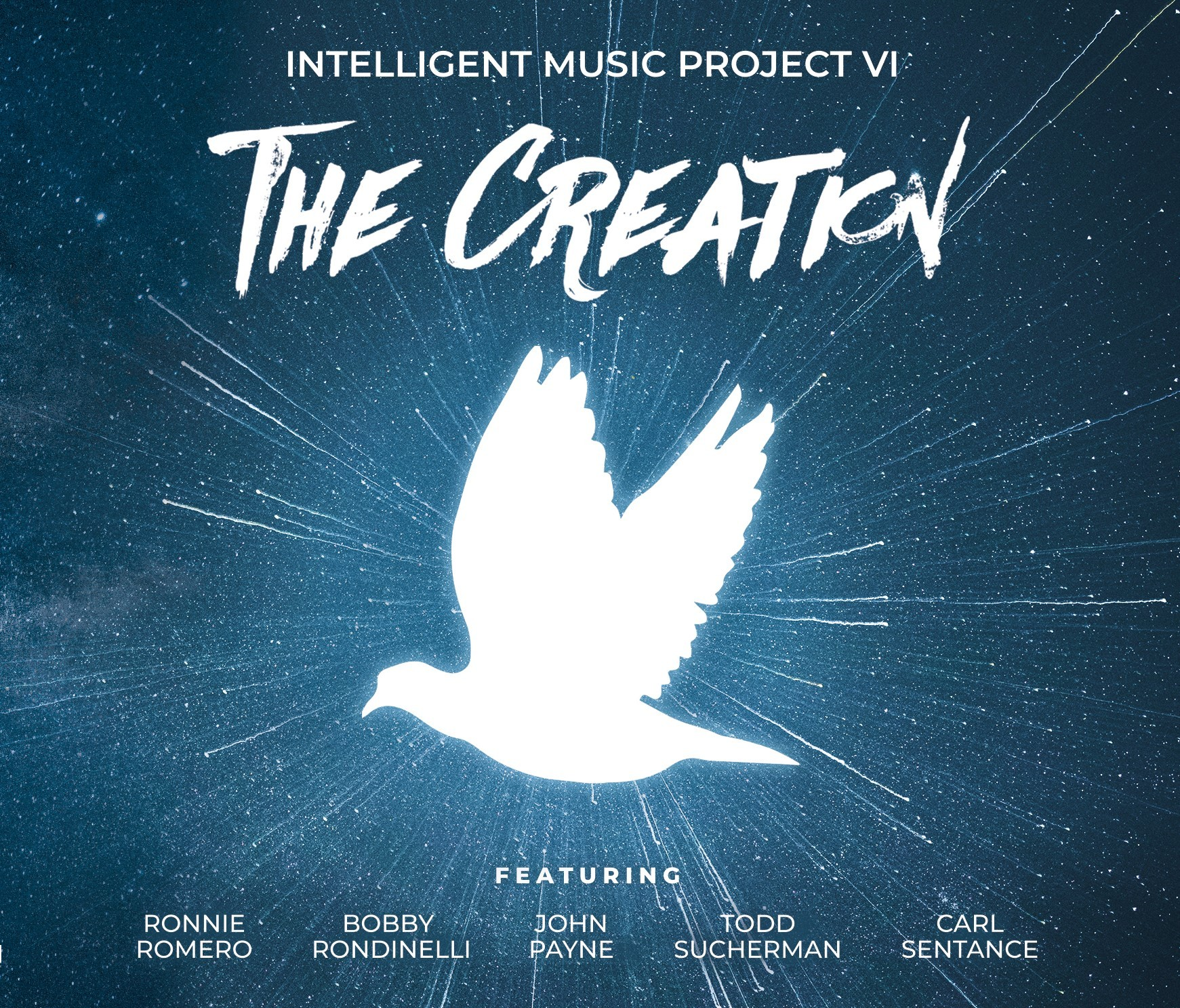 INTELLIGENT MUSIC PROJECT VI - The Creation (digi pack)