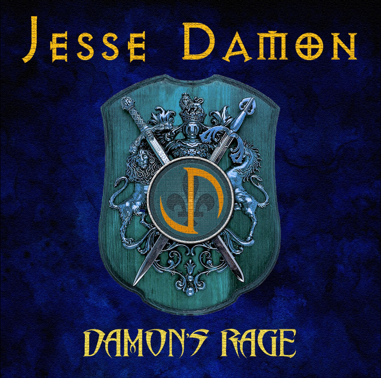 DAMON, JESSE - Damon's Rage