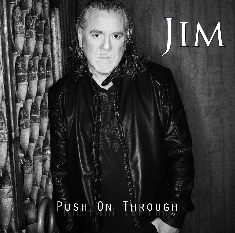 JIDHED, JIM - Push On Through