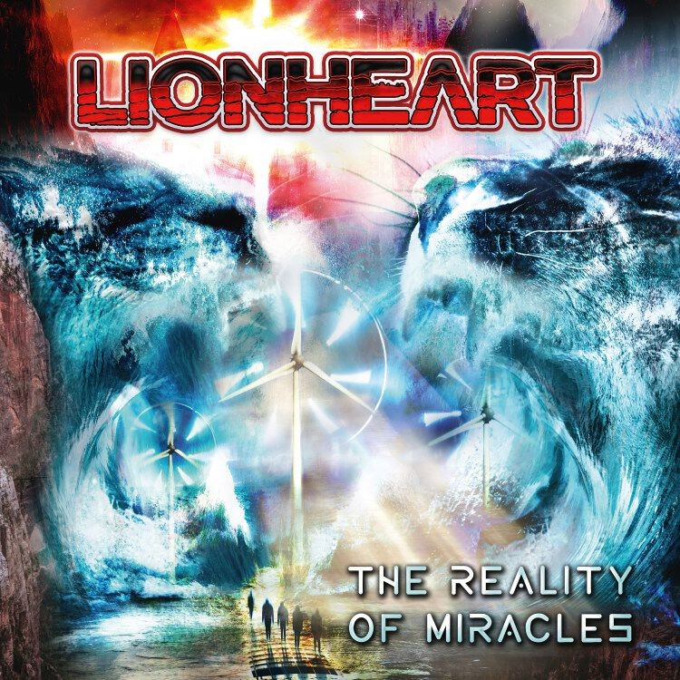LIONHEART - The Reality Of Miracles (digi pack)