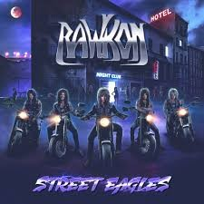 RAWKON - Street Eagles +2 (digitally remastered)
