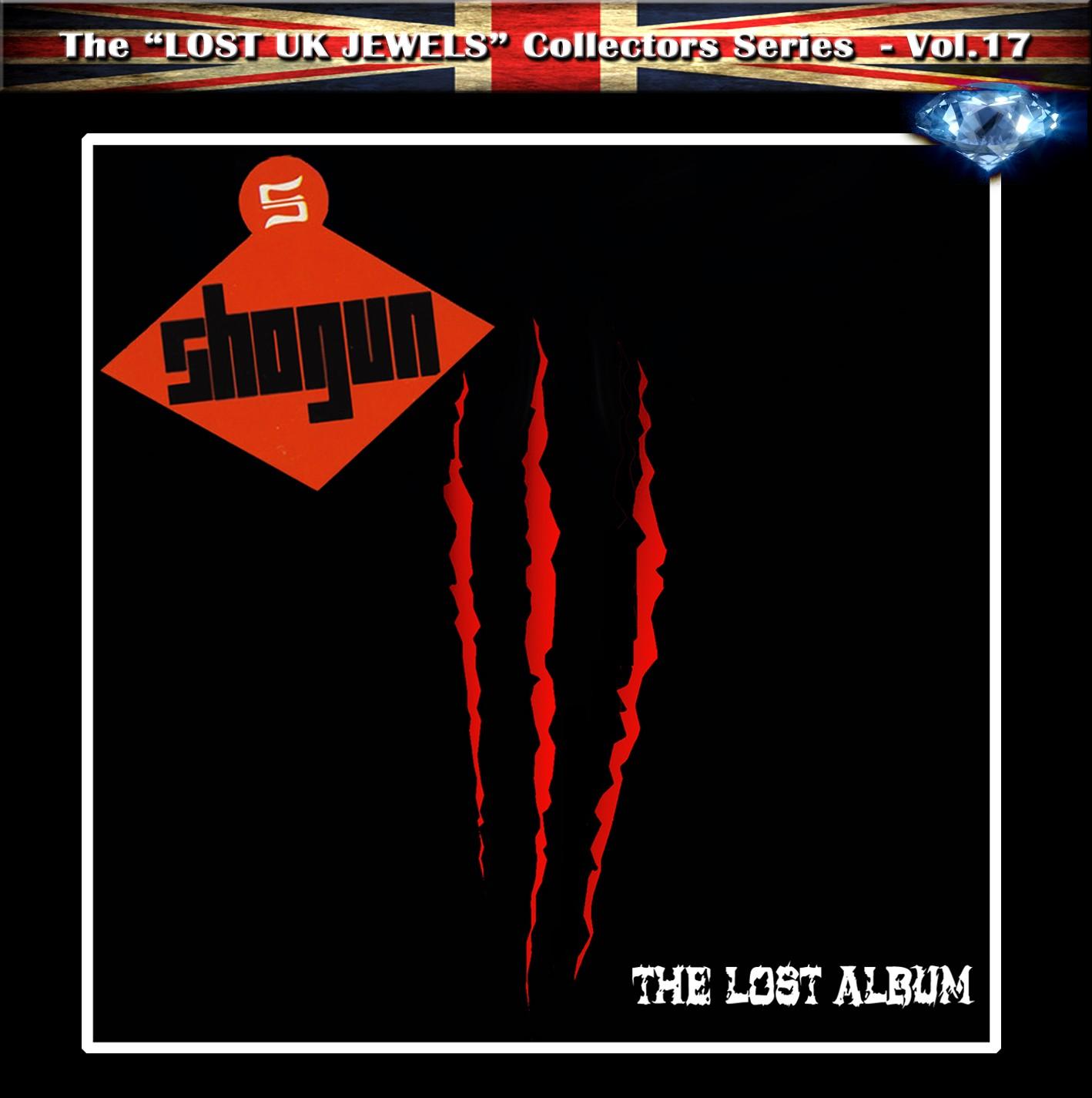 SHOGUN - The Lost Album (digitally remastered)
