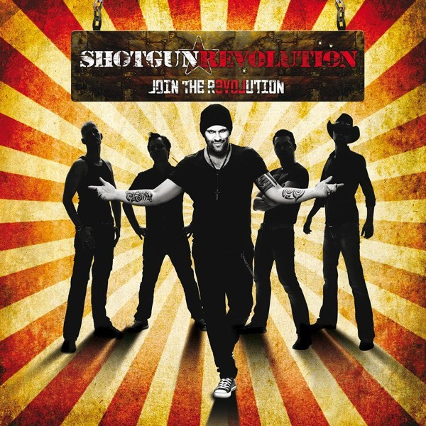 SHOTGUN REVOLUTION - Join The Revolution (digi pack)