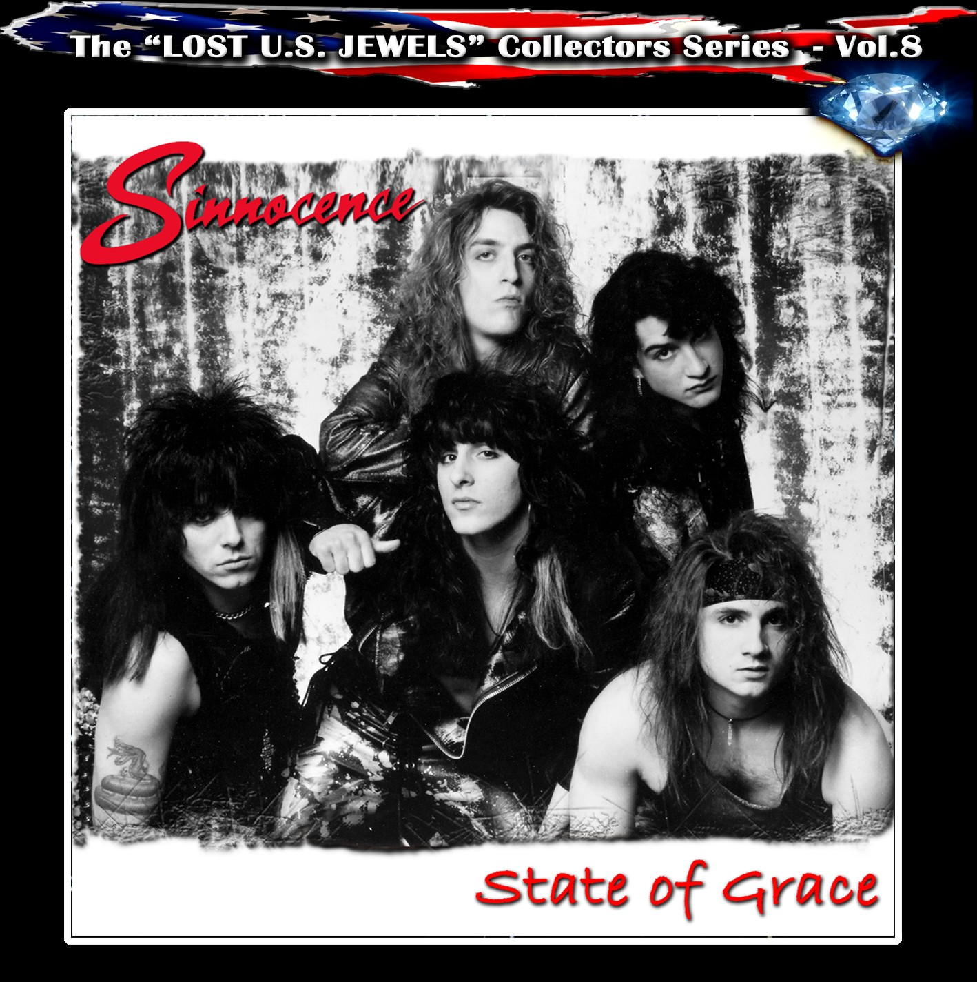 SINNOCENCE - State Of Grace +2 (digitally remastered)