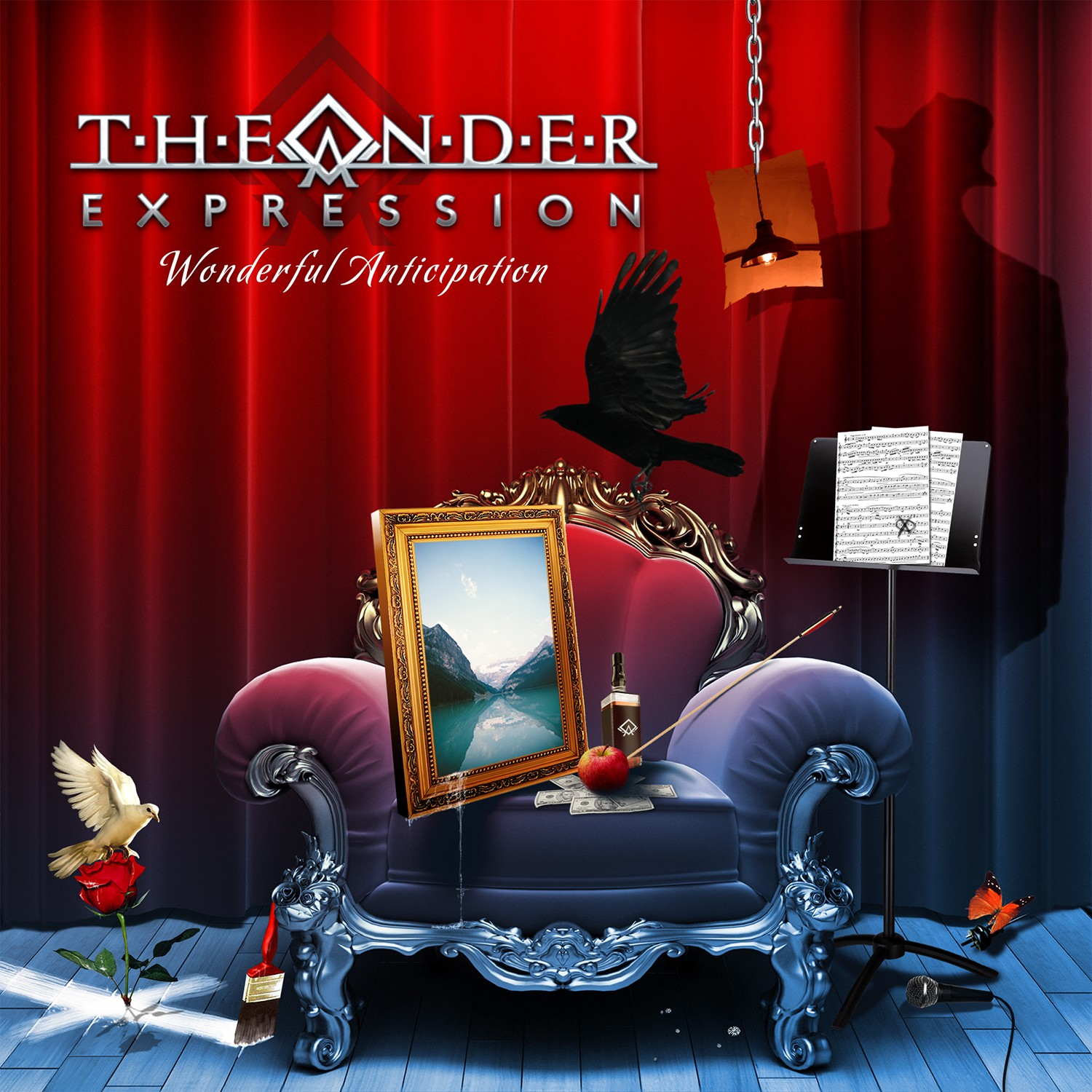 THEANDER EXPRESSION - Wonderful Anticpation