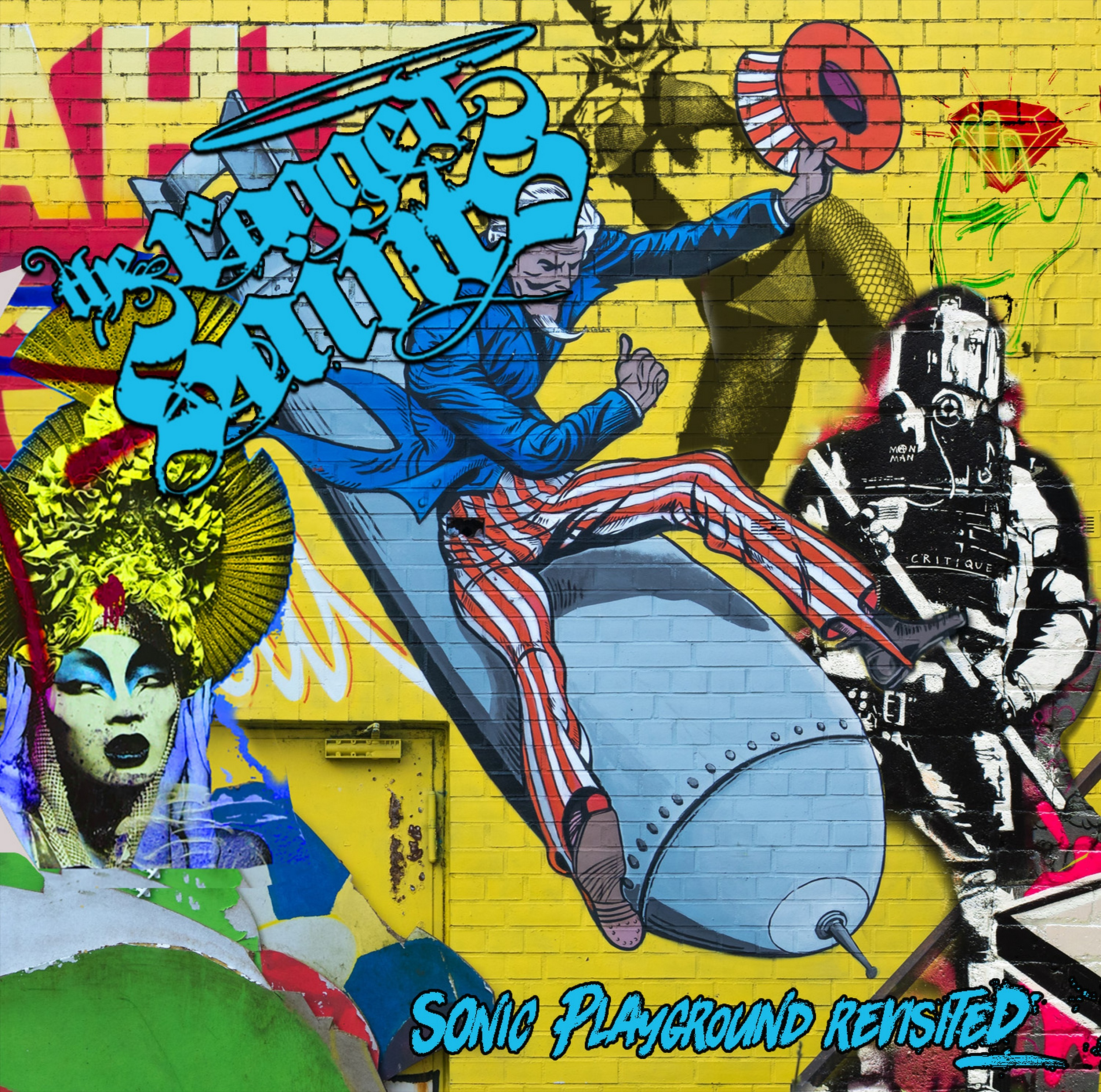 THE RAGGED SAINTS - Sonic Playground Revisited