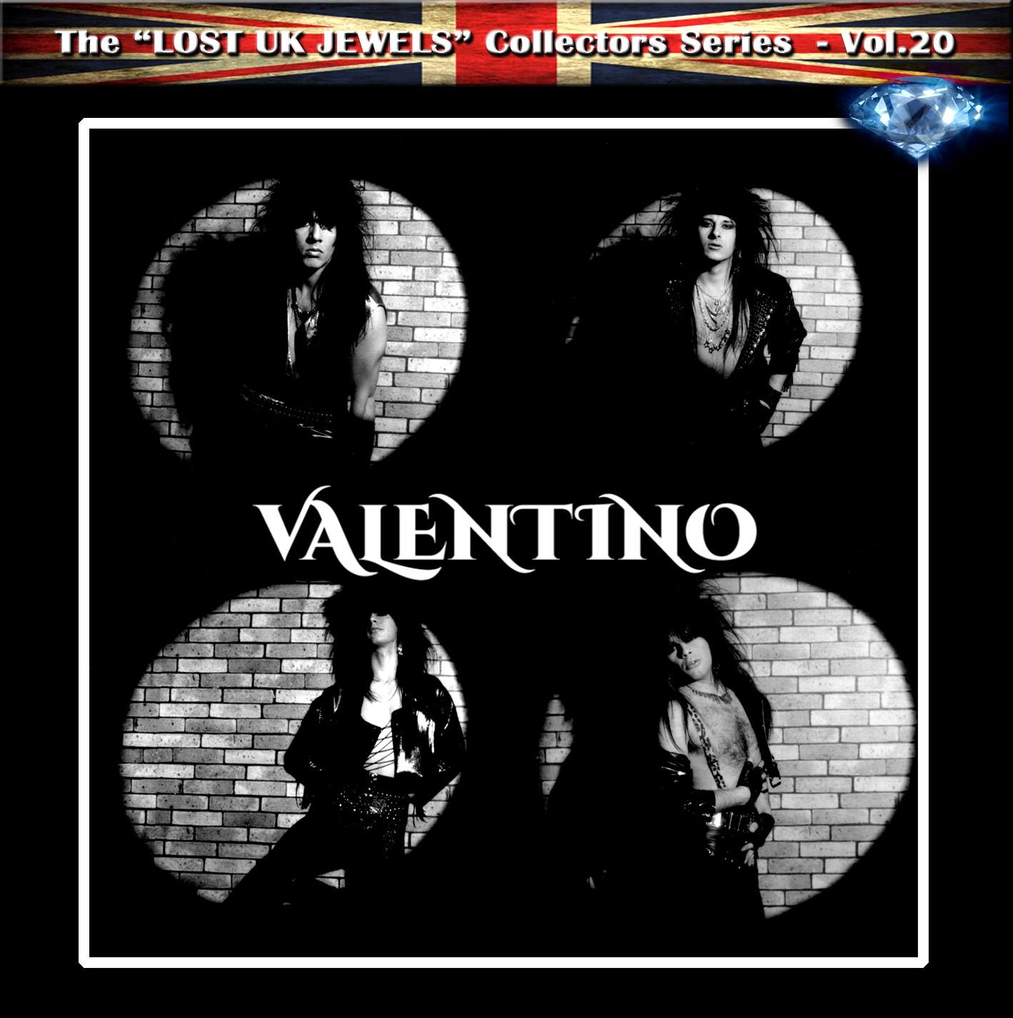 VALENTINO - Valentino (digitally remastered)