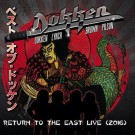 DOKKEN - Return To The East Live (CD + DVD)