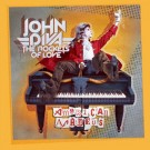 DIVA, JOHN & THE ROCKET OF LOVE - American Amadeus (digi pack)