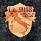 L.A. GUNS - Made In Milan (CD + DVD)