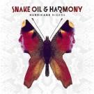 SNAKE OIL & HARMONY - Hurricane Riders (digi pack)
