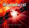 STORMBURST - Raised On Rock