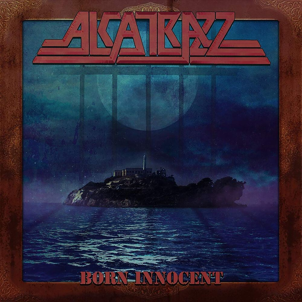 ALCATRAZZ - Born Innocent (digi pack)