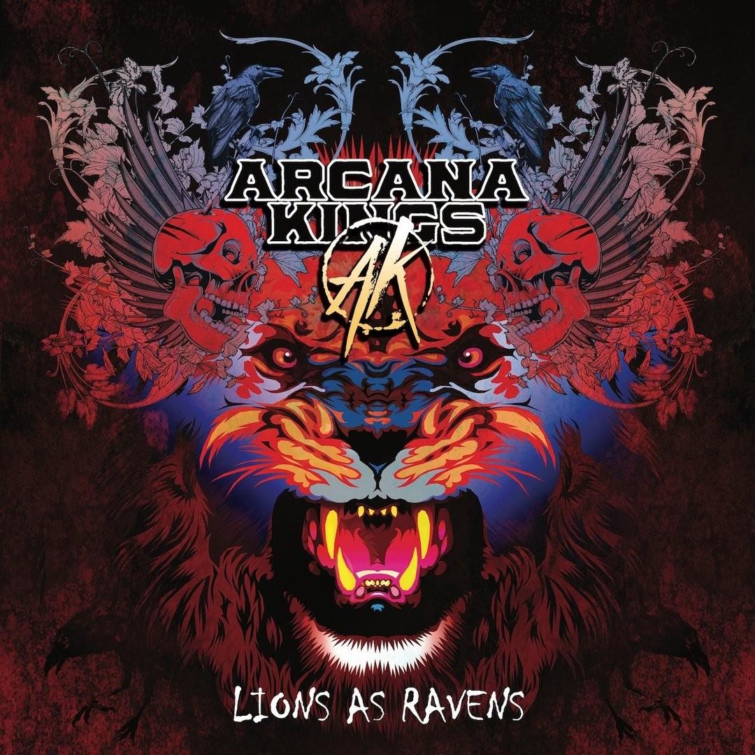 ARCANA KINGS - Lions As Ravens (digi pack)