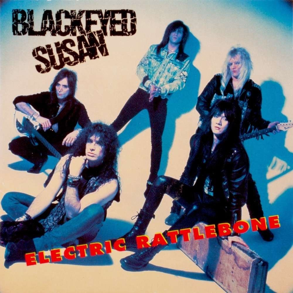 BLACKEYED SUSAN - Electric Rattlebone +10 (2 CDs, digitally remastered)