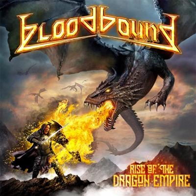 BLOODBOUND - Rise Of The Dragon Empire + DVD (ltd. edition digi pack)