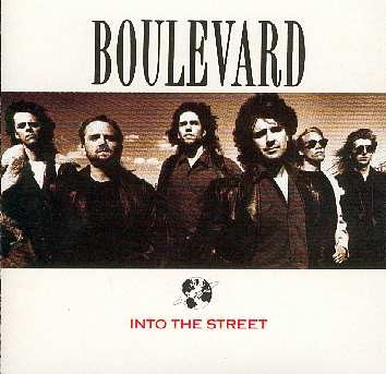 BOULEVARD - Into The Street (digitally remastered)