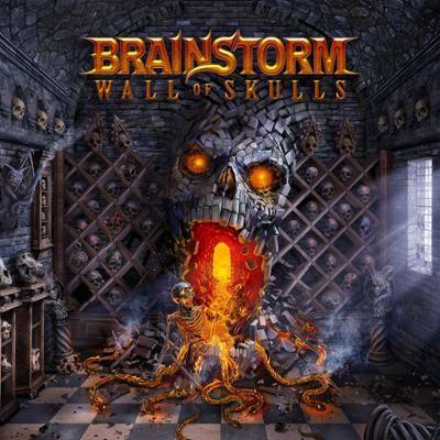 BRAINSTORM - Wall Of Skulls + Blu-ray (ltd. edition digi book)