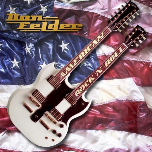 FELDER, DON - American Rock'N'Roll (digi pack)