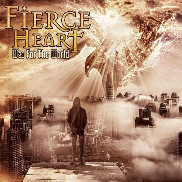 FIERCE HEART - War For The World (digi pack)