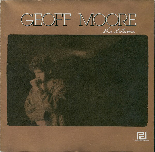 MOORE, GEOFF - The Distance +1 (digitally remastered)