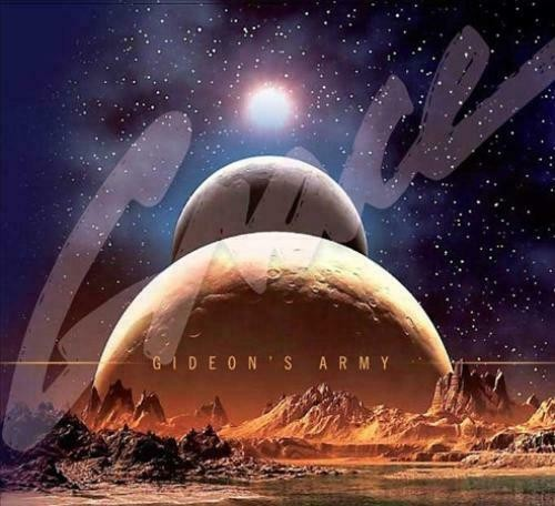GIDEON'S ARMY - Grace (digi pack, digitally remastered)