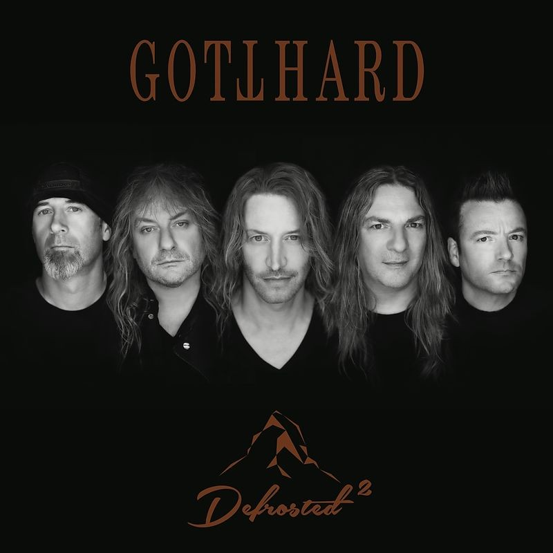 GOTTHARD - Defrosted 2 (2 CDs, ltd. edition digi book)