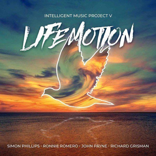 INTELLIGENT MUSIC PROJECT V - Life Motion (digi pack)