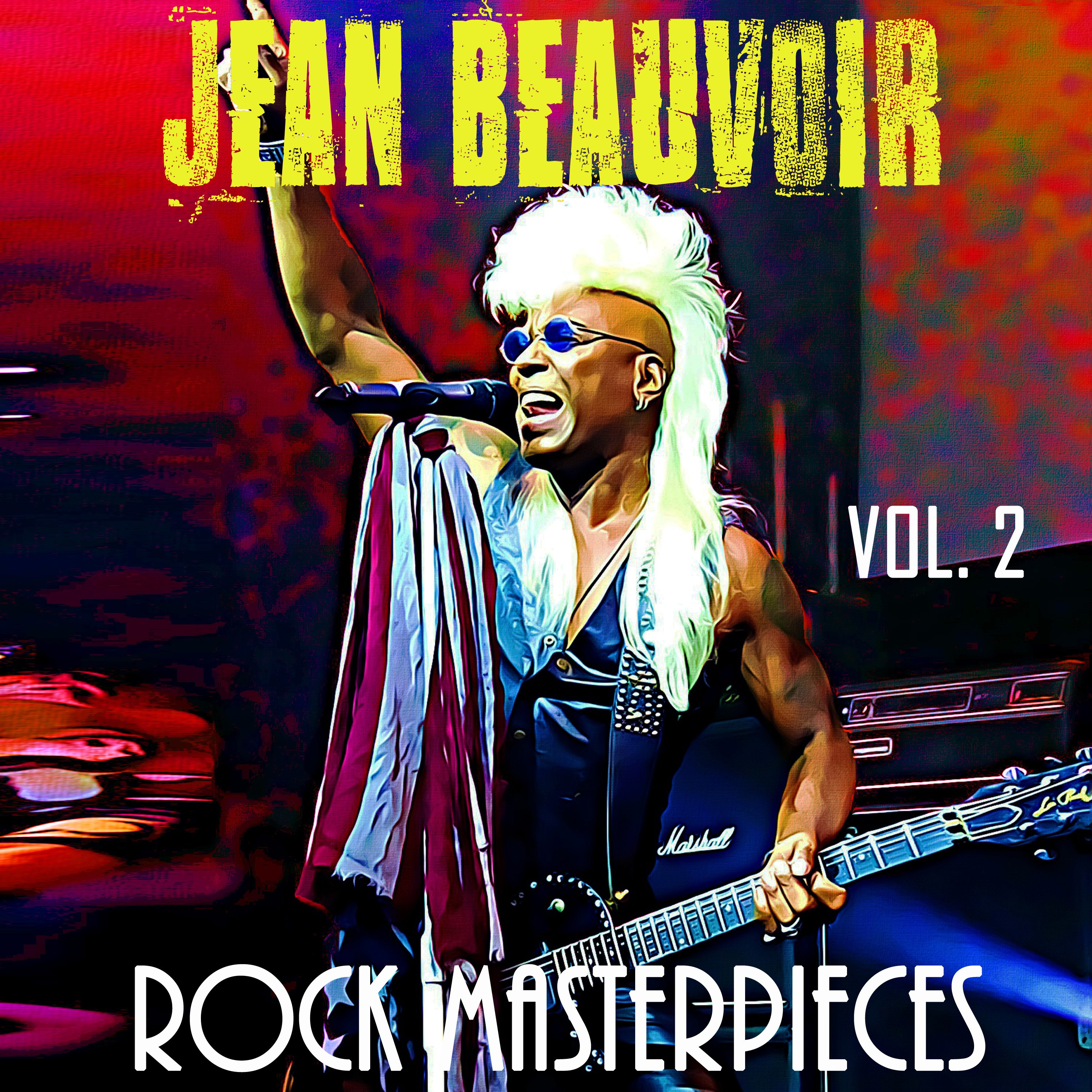BEAUVOIR, JEAN - Rock Masterpieces Vol.2