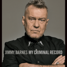 BARNES, JIMMY - My Criminal Record