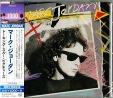 JORDAN, MARC - Talking Through Pictures (JAP CD,digitally remastered)