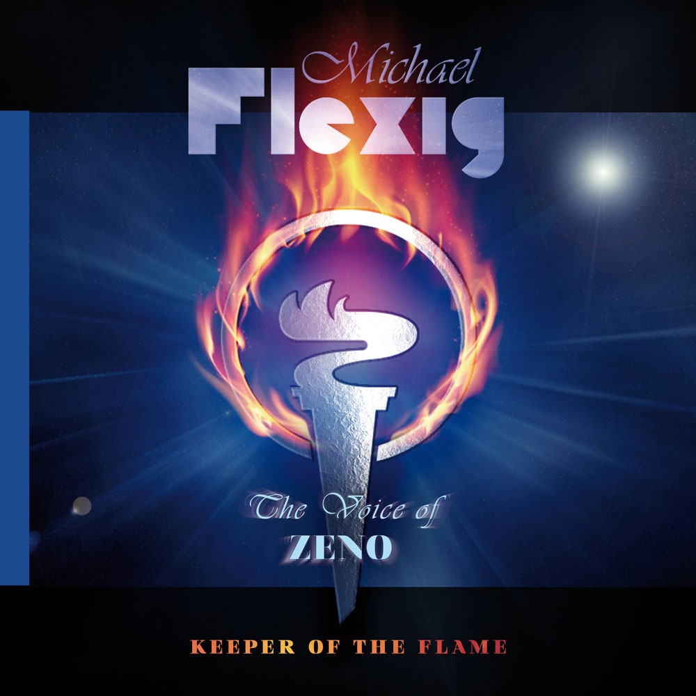FLEXIG, MICHAEL - The Voice Of Zeno : Keeper Of The Flame