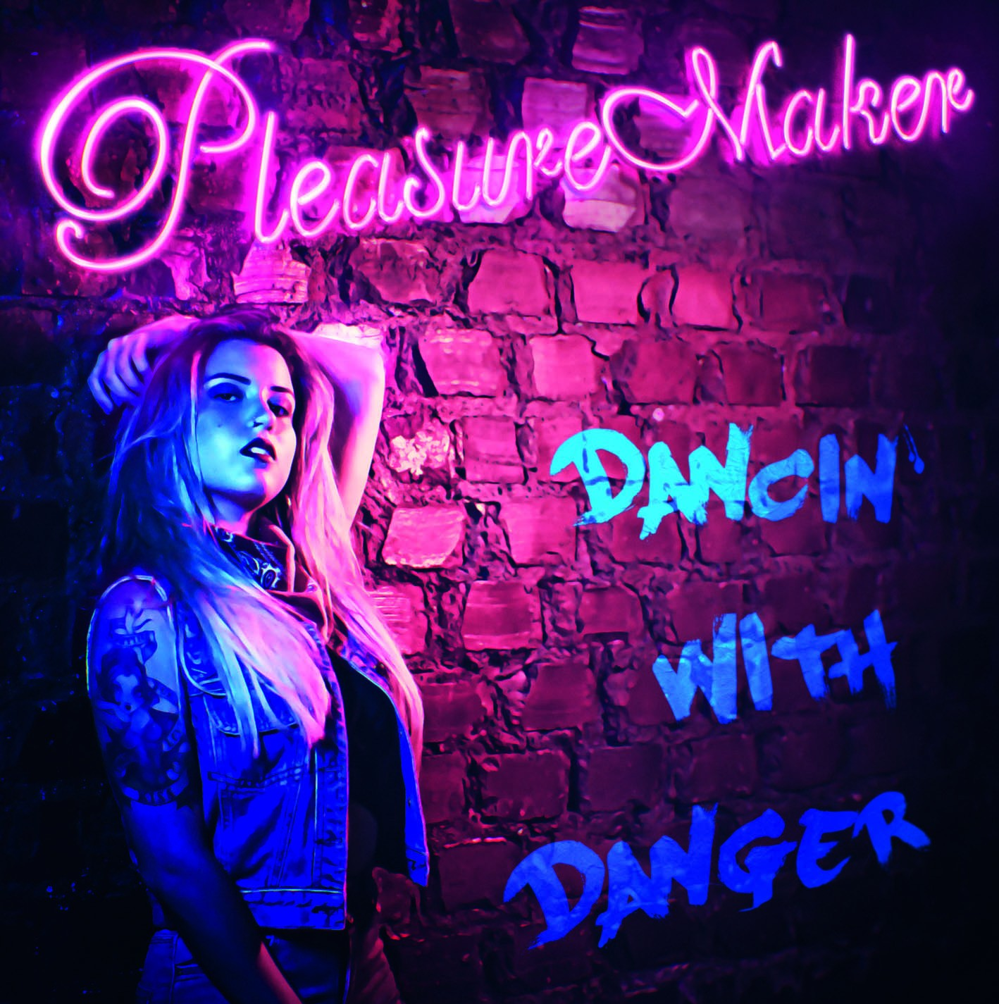 PLEASURE MAKER - Dancin' With Danger +1