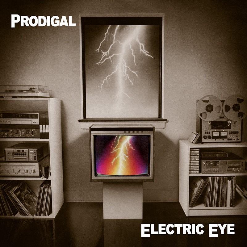 PRODIGAL - Electric Eye (2 CDs, digitally remastered)