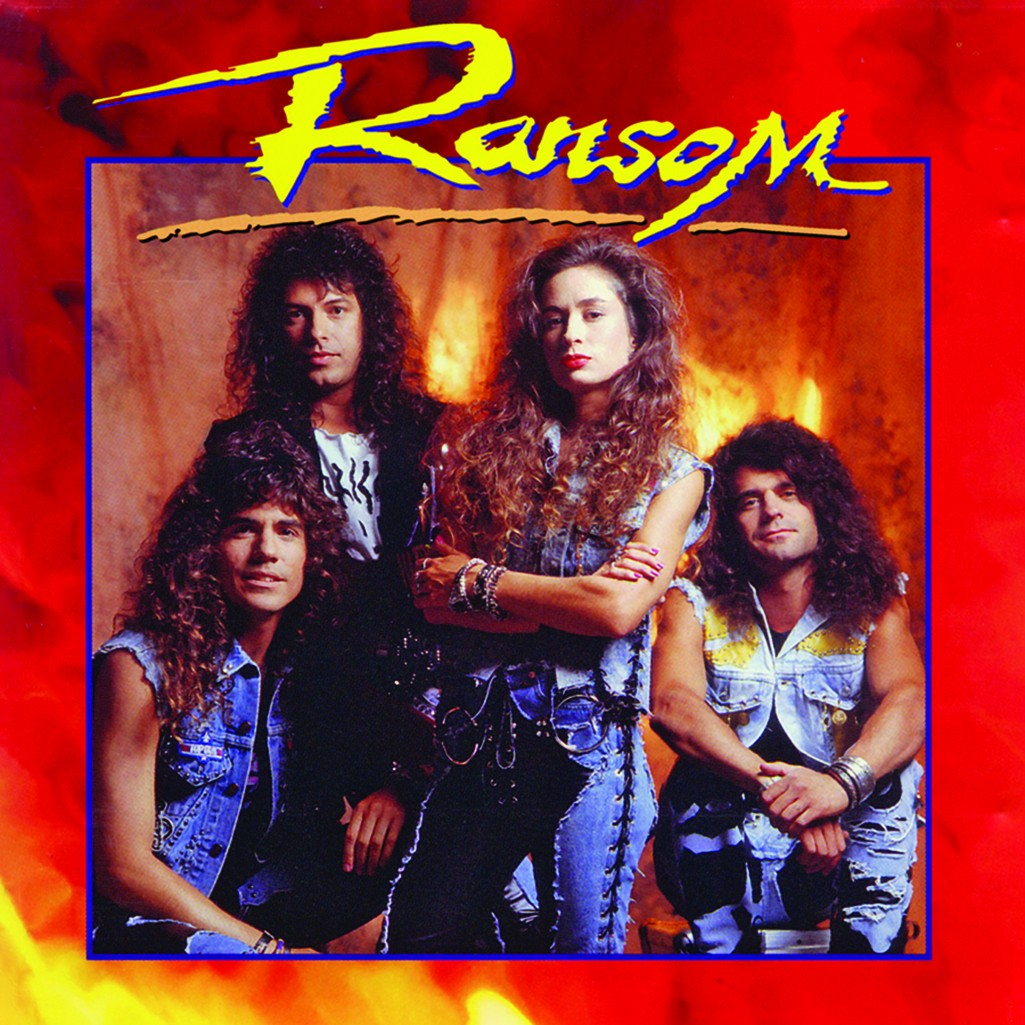 RANSOM - Ransom +4 (digitally remastered)