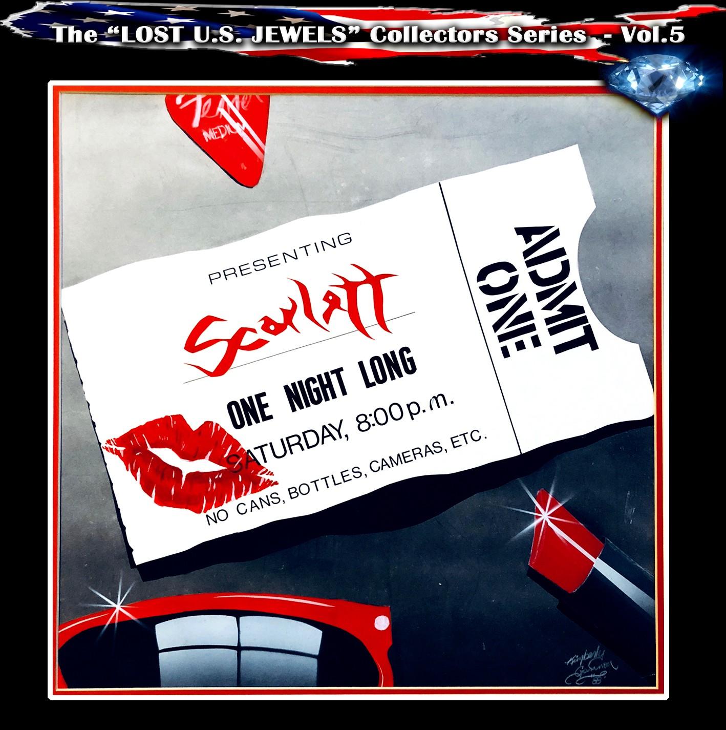 SCARLETT - One Night Long +4 (digitally remastered)