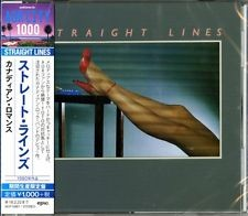 STRAIGHT LINES - Straight Lines (JAP CD, digitally remastered)