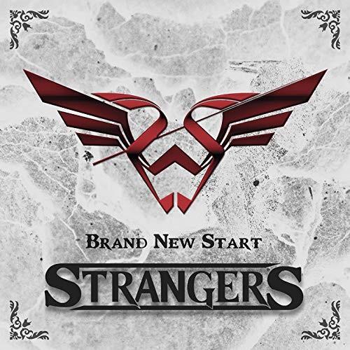 STRANGERS - Brand New Start (digi pack)