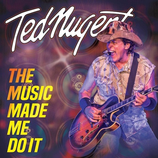 NUGENT, TED - The Music Made Me Do It + DVD