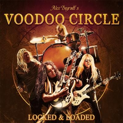VOODOO CIRCLE - Locked & Loaded (Ltd. edition digi pack)