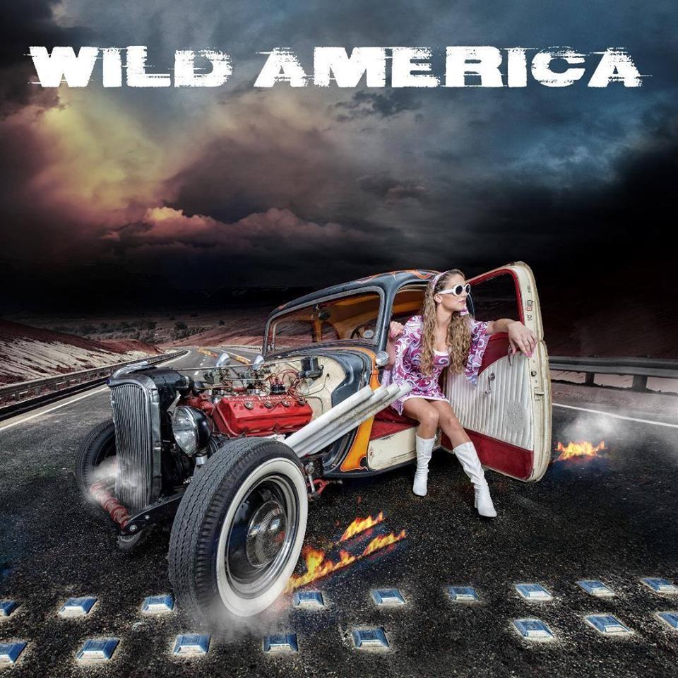 WILD AMERICA - Gasoline