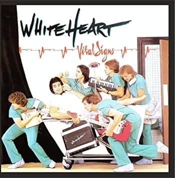 WHITE HEART - Vital Signs +1 (digitally remastered)